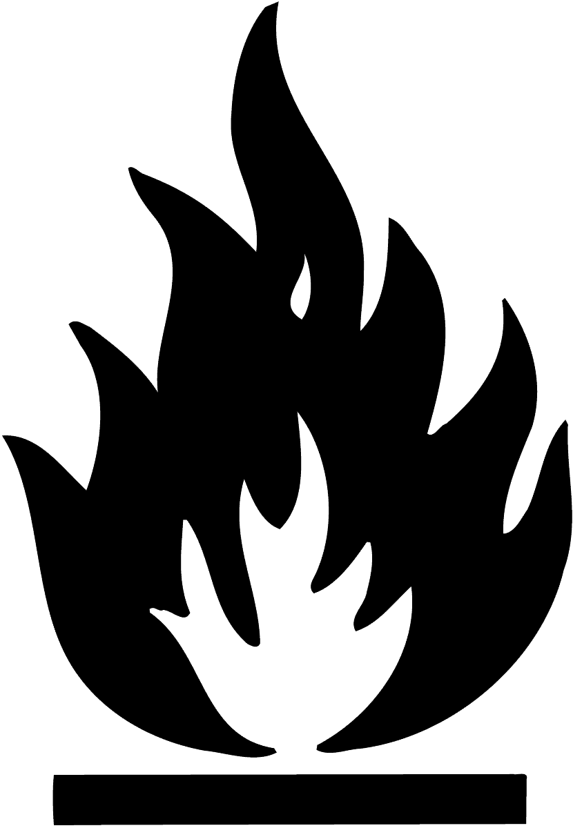 Logo vector images - Flamable